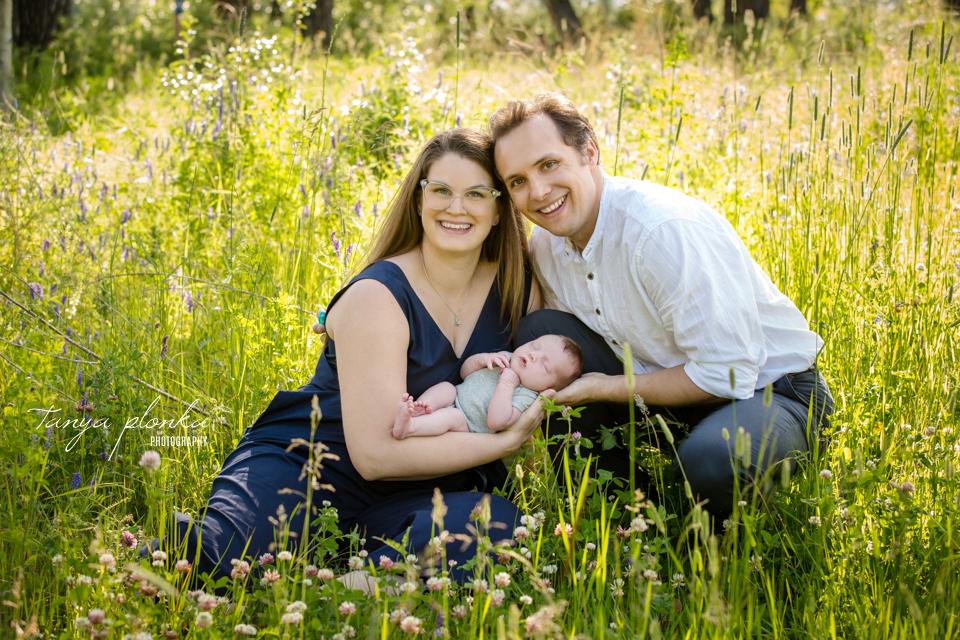 Calgary baby photography