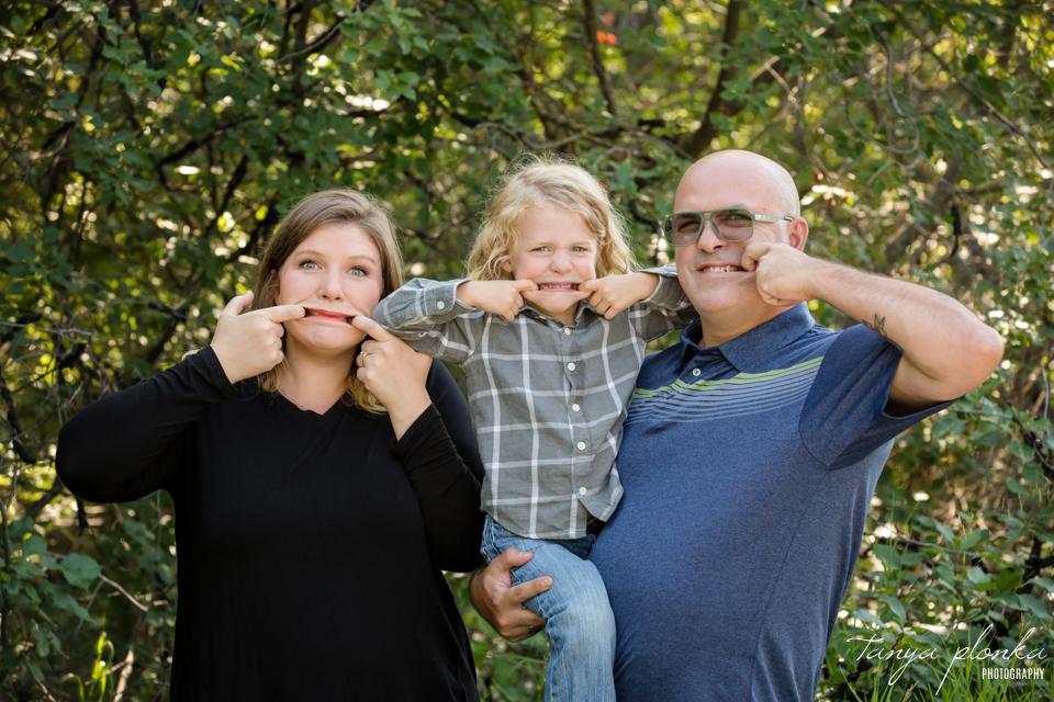 40th anniversary family photos in Lethbridge