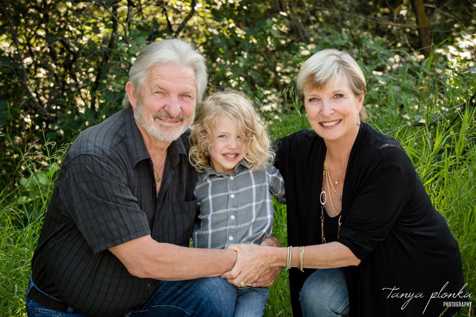 Indian Battle Park family photo session