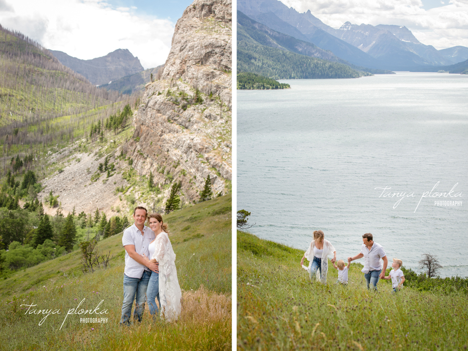 Prince of Wales family photography