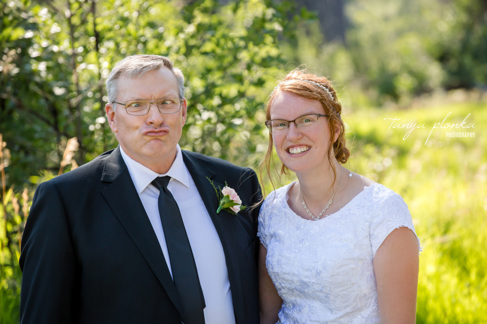 Elsa & Larry, Indian Battle Park Wedding Photos