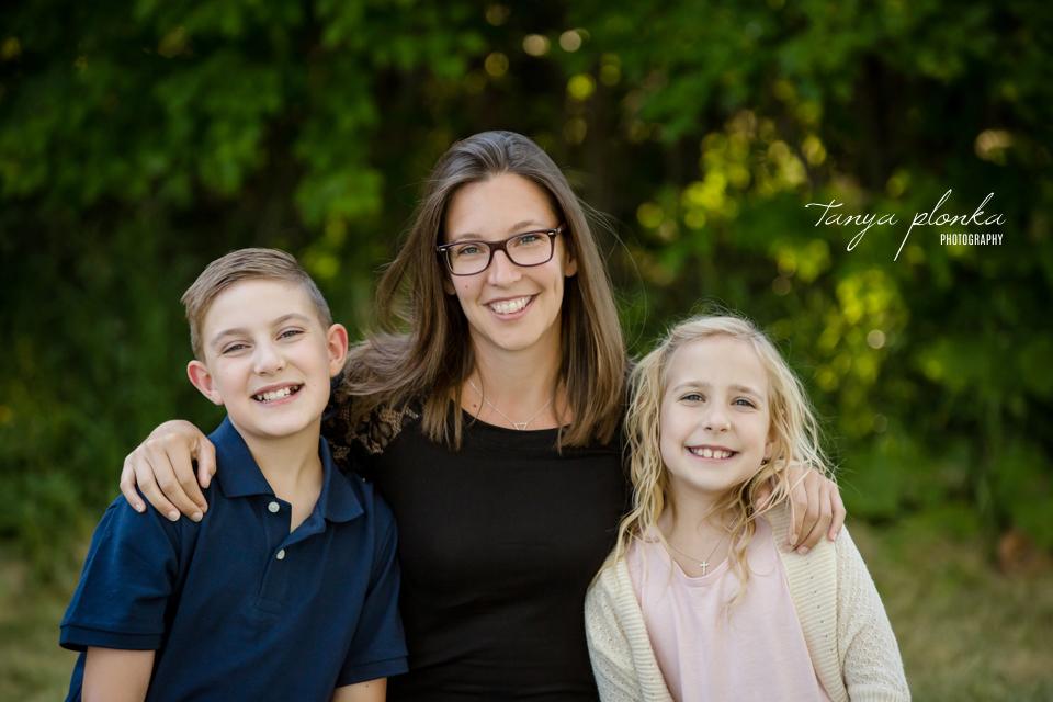 West Lethbridge summer family photos
