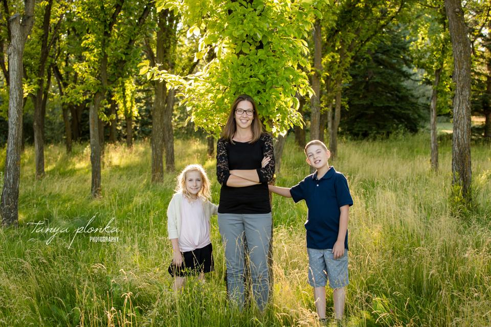 Lethbridge family photos
