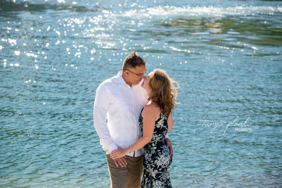 Waterton lakeshore elopement
