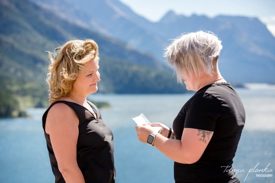 Waterton surprise proposal session