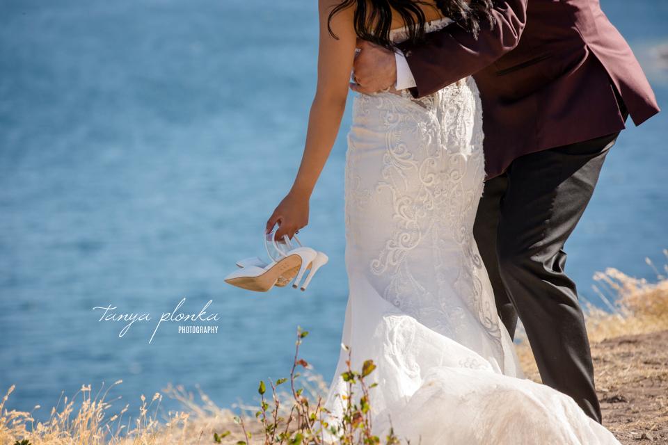 Margie & Daryl, Prince of Wales wedding photography