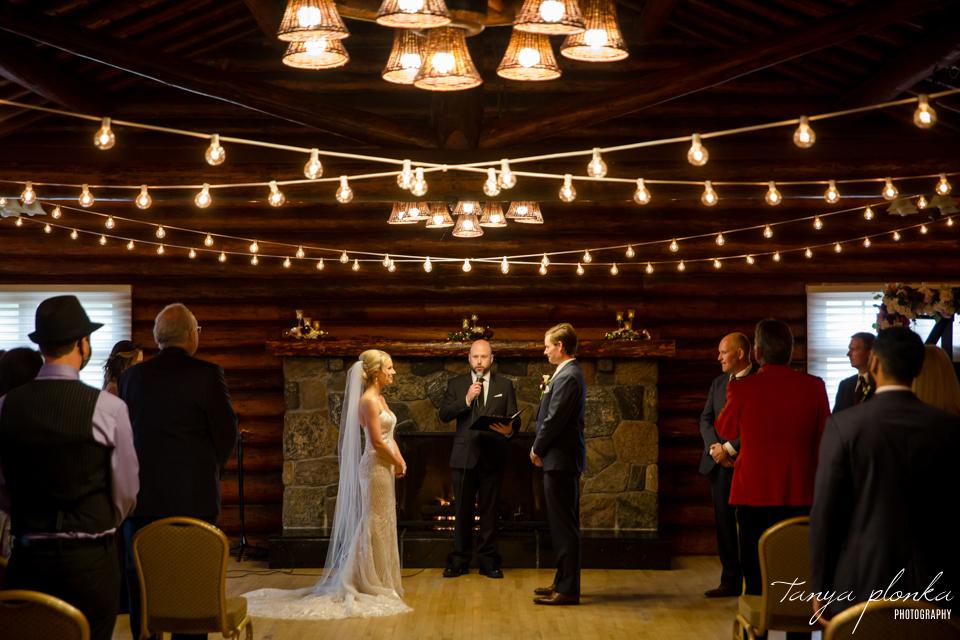 Francine & Clayton, Pioneers Cabin Autumn Wedding