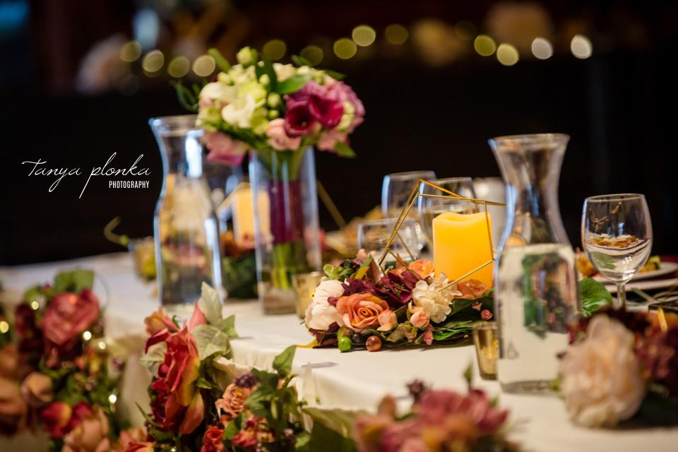 Francine & Clayton, Pioneers Cabin wedding reception