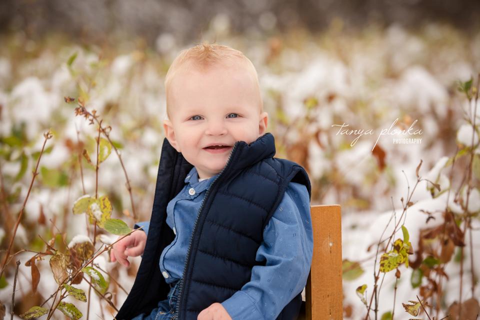 outdoor winter childrens photos