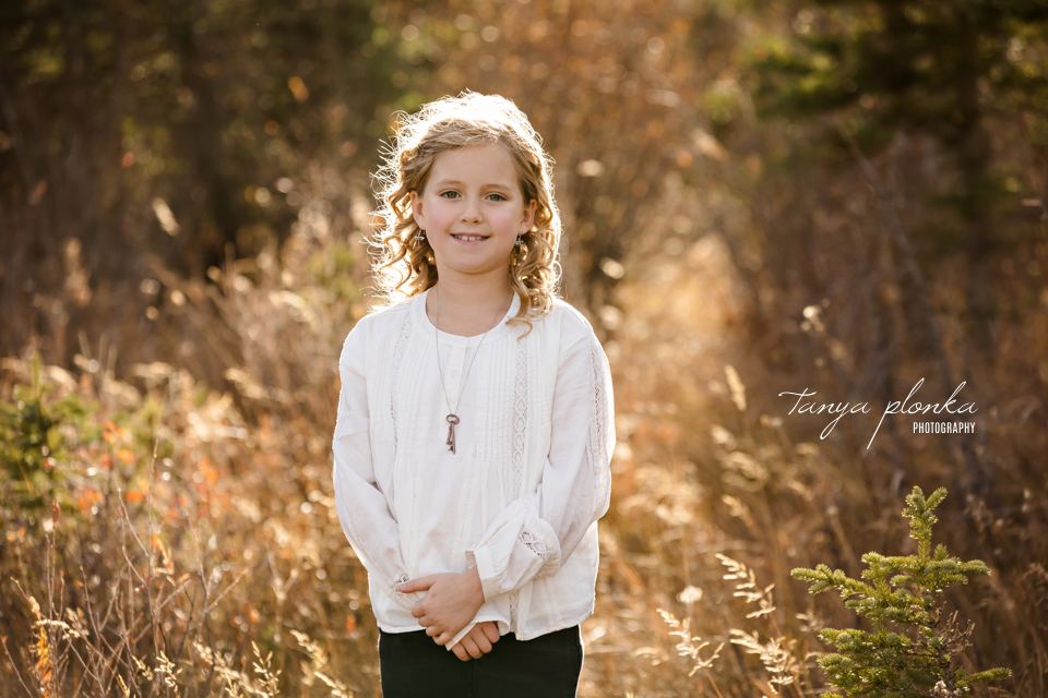 Crowsnest Pass children's photography