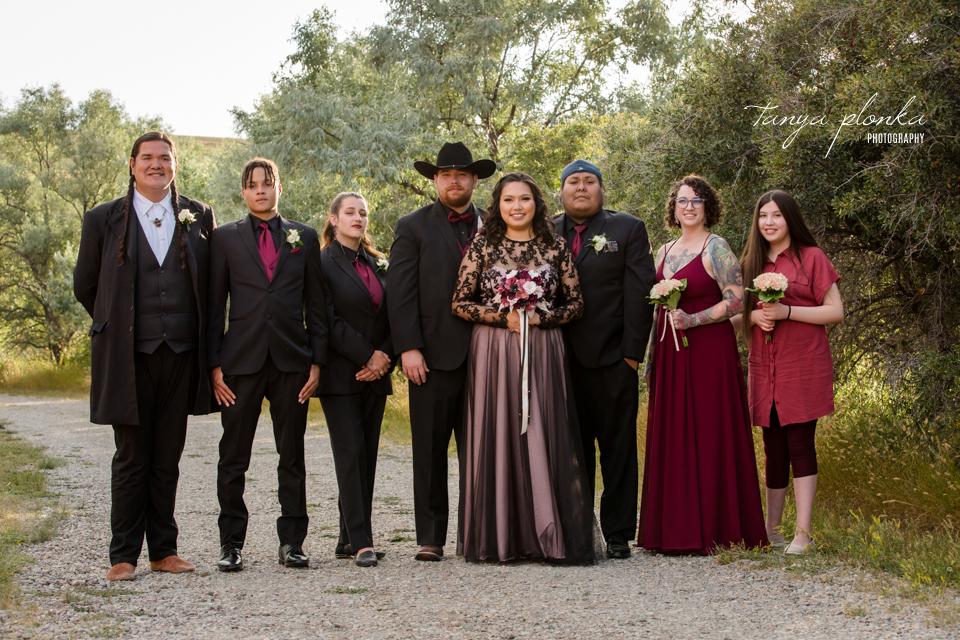 best Lethbridge wedding photos of 2020