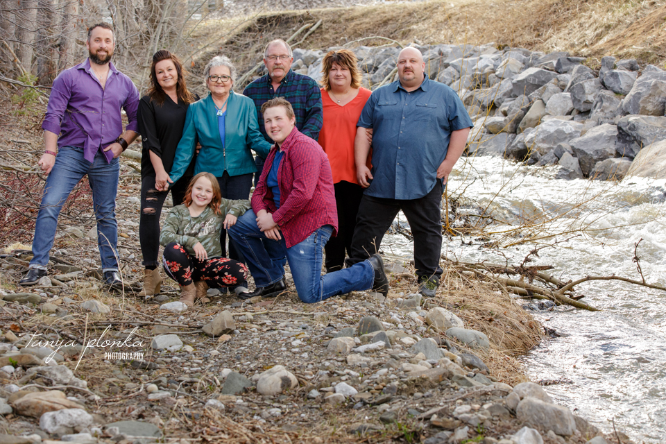 best Crowsnest Pass family photos of 2020