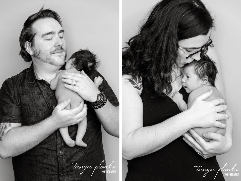 Lethbridge newborn photography at home