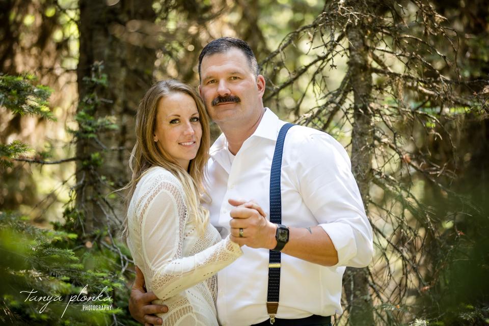Lexi & Aaron, mountain hiking elopement