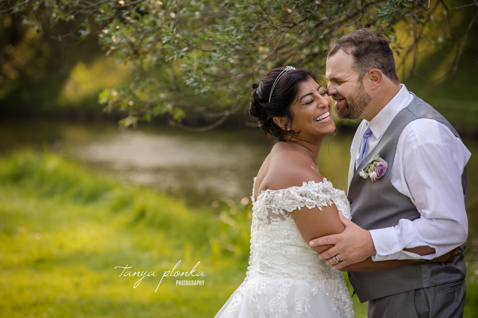 Dixie & Trevor, Pincher Creek wedding photography