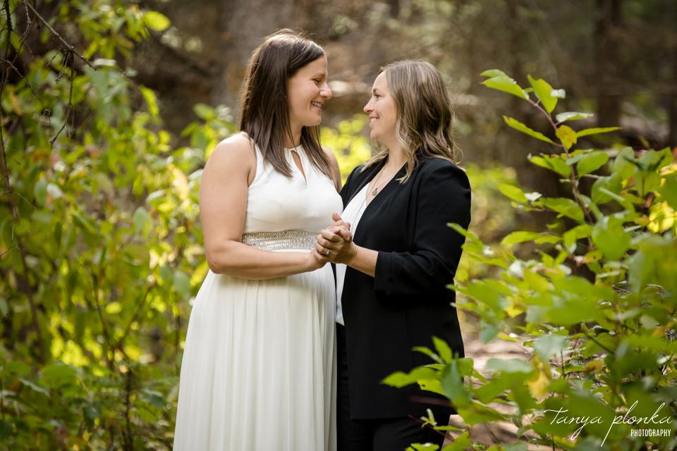Tara & Marisa, Star Creek Falls Wedding Photos