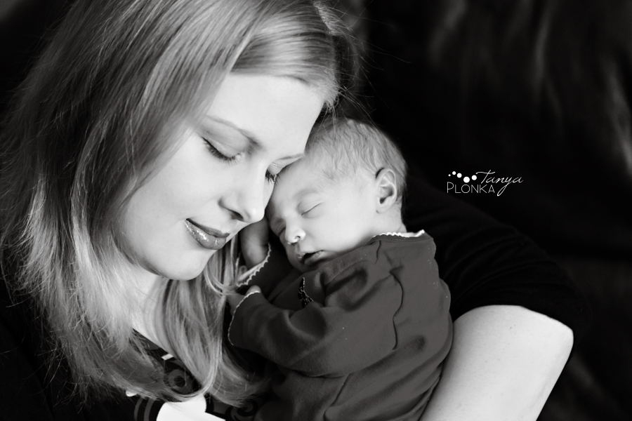 Lethbridge newborn home photography