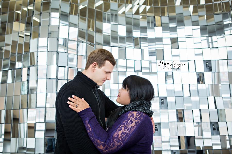 Indoor Lethbridge couples photos