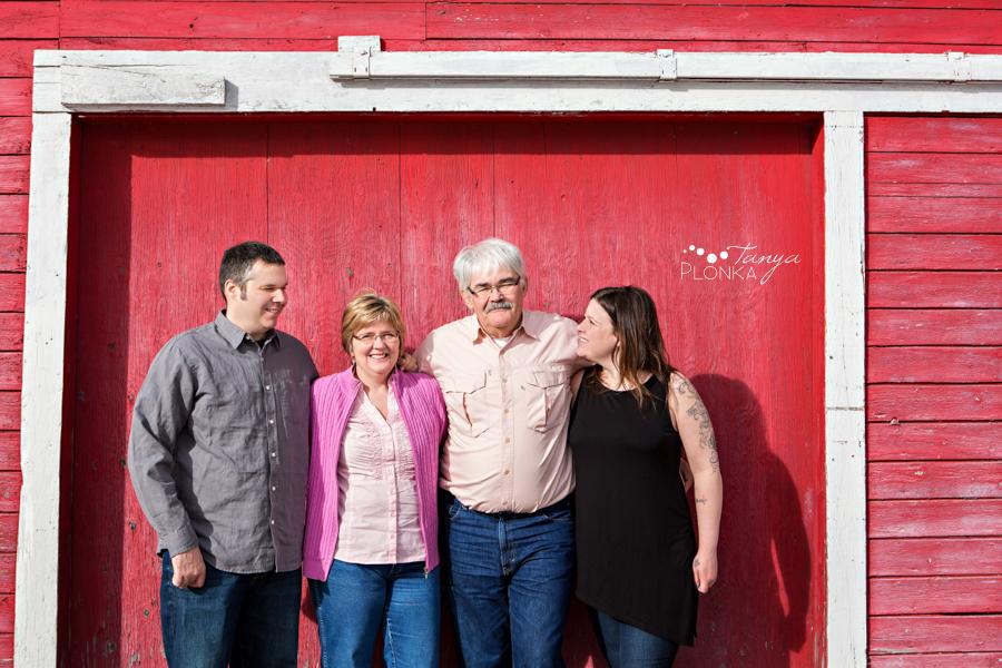 Fun Lethbridge farm family photos