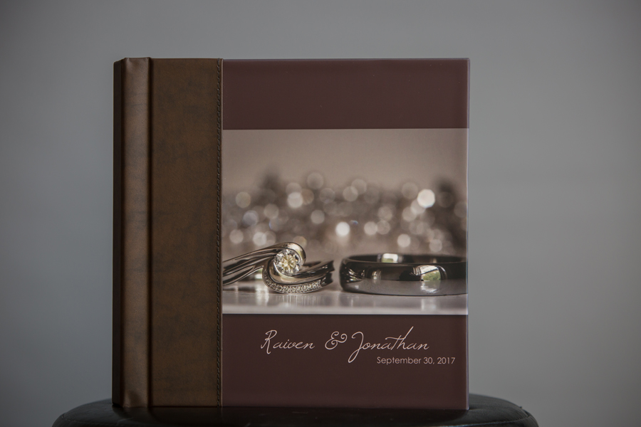 Norland Estate wedding album