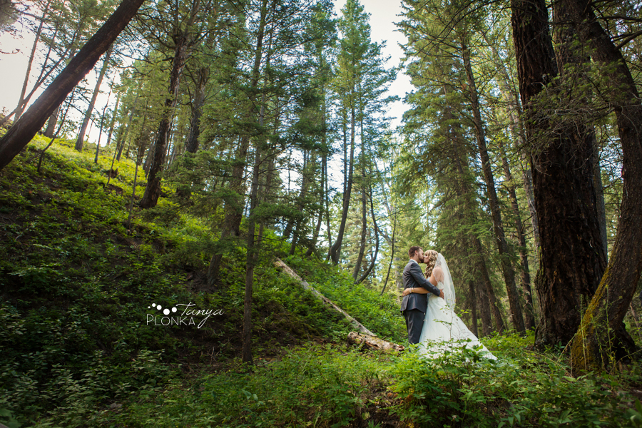 Crowsnest Pass Mountain Getaway Wedding