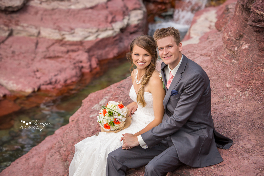 Waterton Community Center Wedding