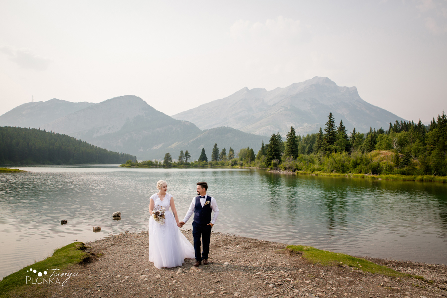 Coleman Flumerfelt Park Outdoor Wedding