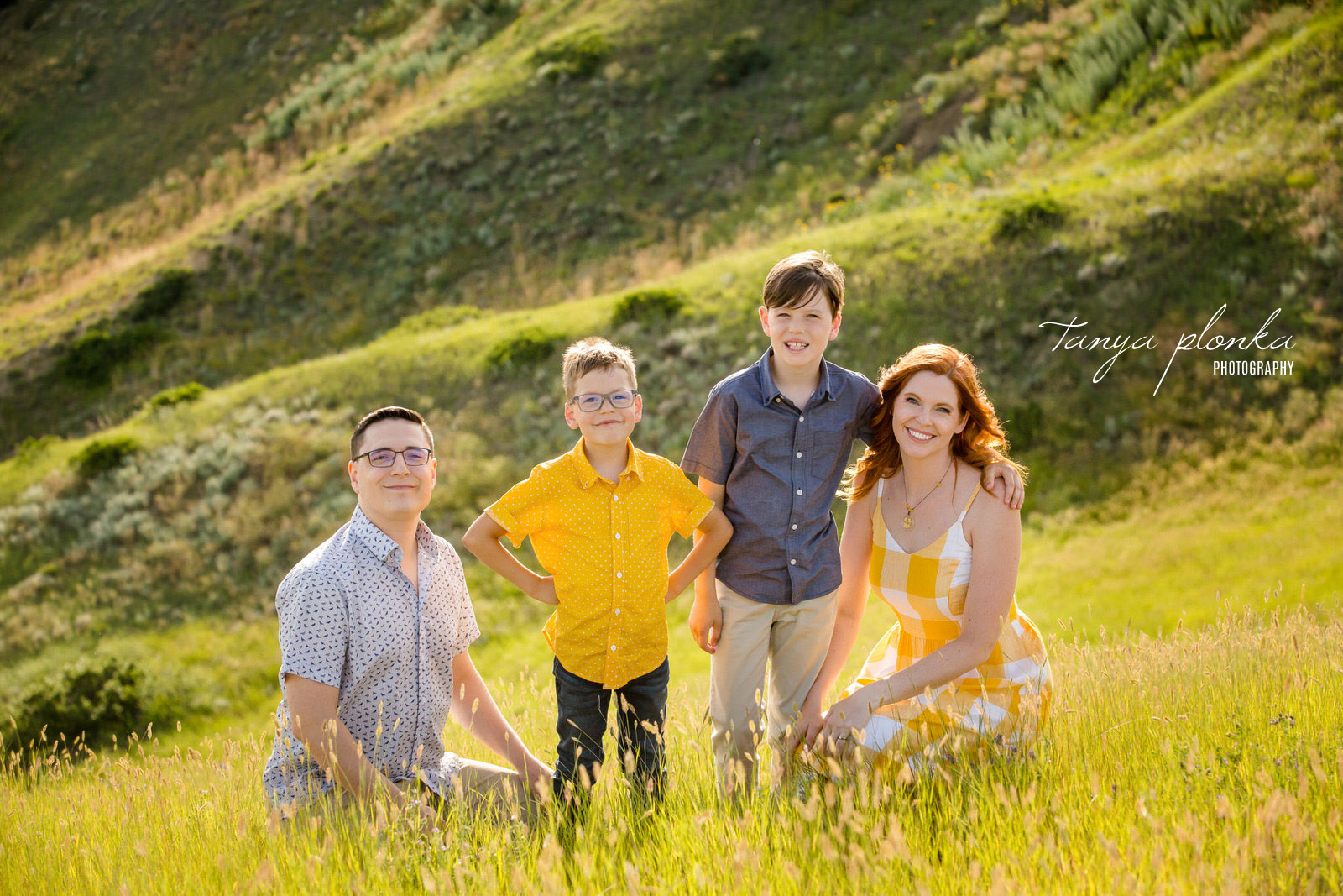 Lethbridge coulee family photos