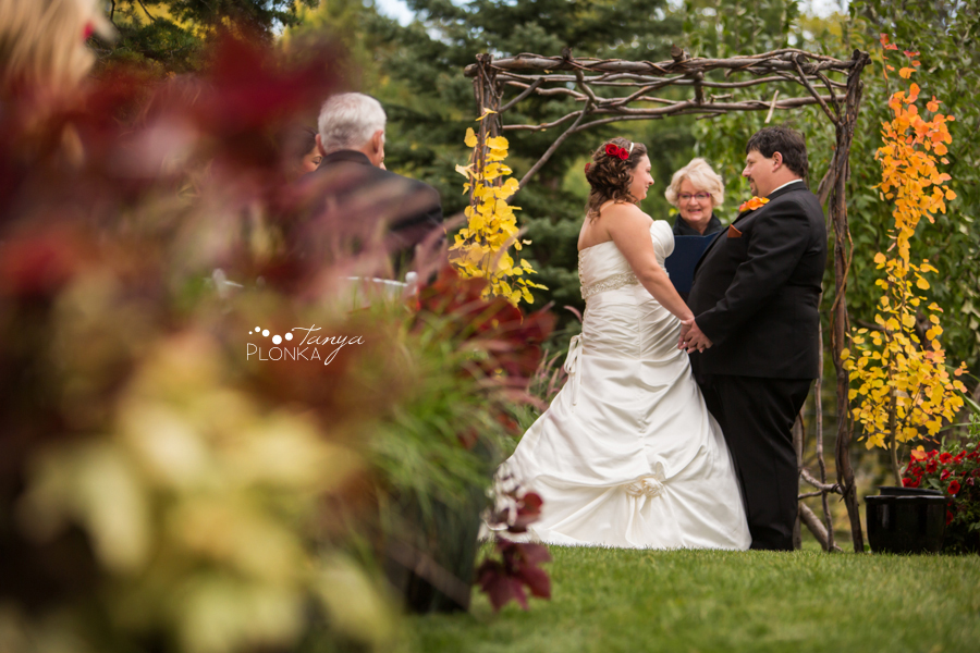 Autumn SpringBreak Flower Farm Wedding