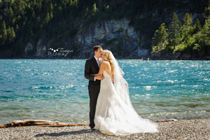Waterton Destination Wedding
