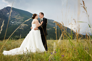 Waterton Mountain Getaway Wedding